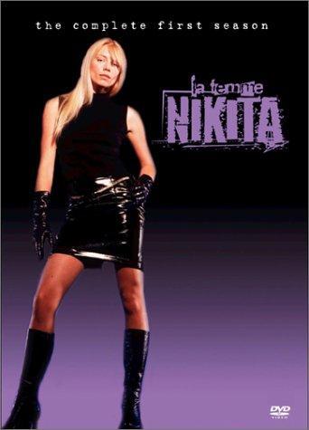 La Femme Nikita kapak