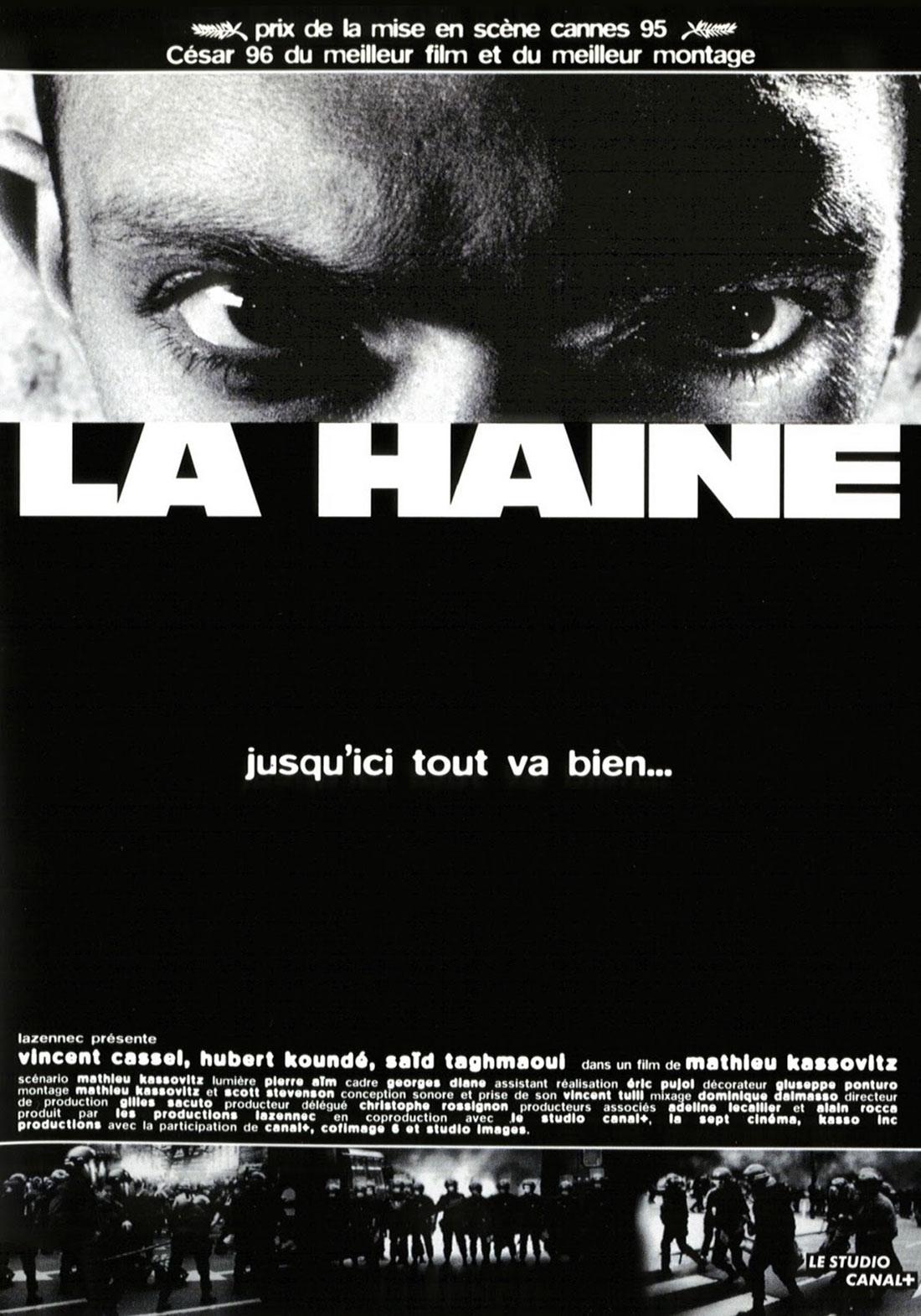 La Haine kapak