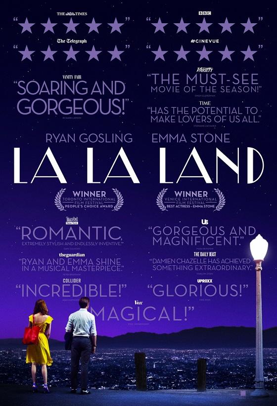 La La Land kapak