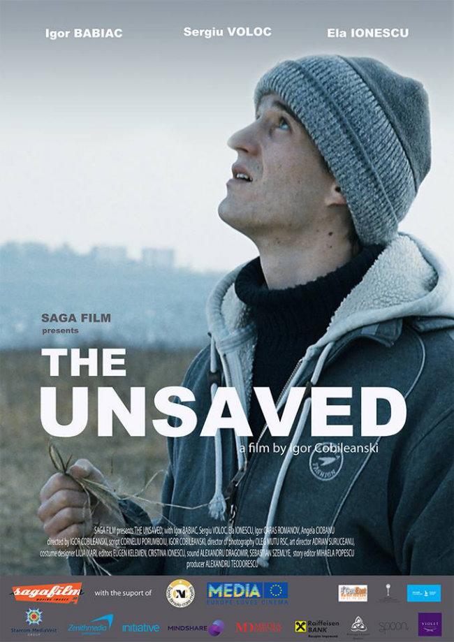 The Unsaved kapak