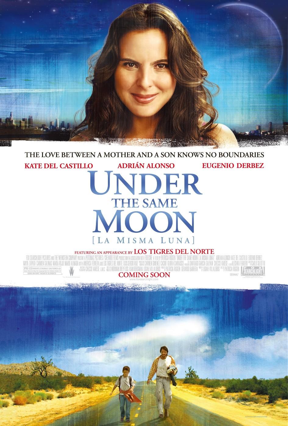 Under the Same Moon kapak
