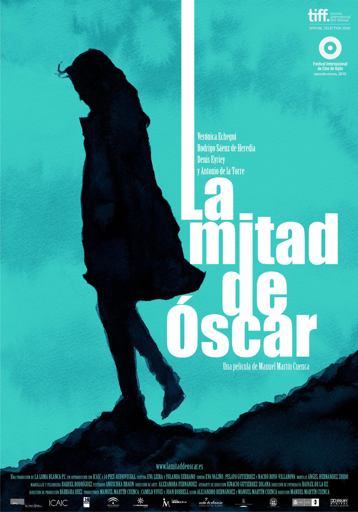 Half of Oscar kapak