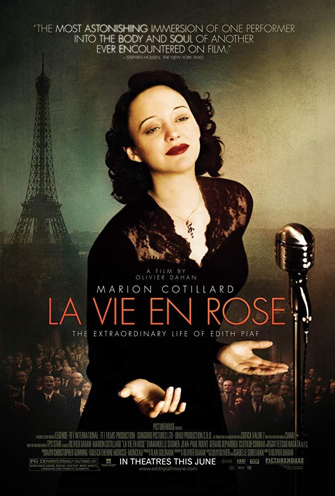 La Vie En Rose kapak