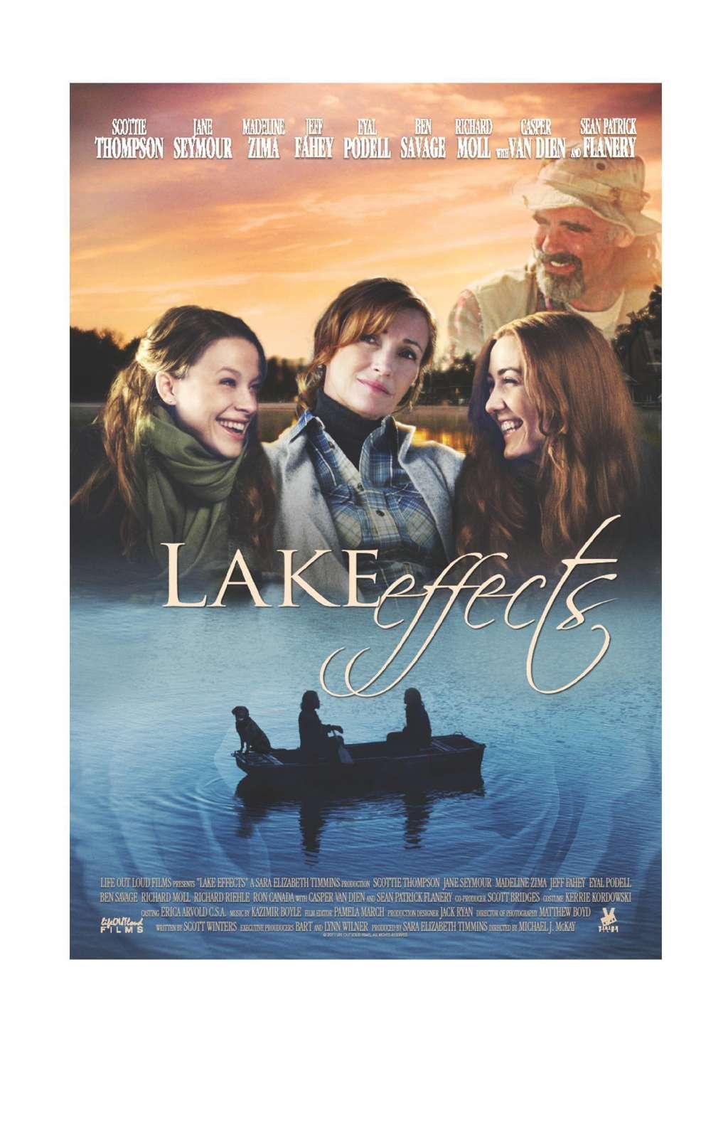 Lake Effects kapak