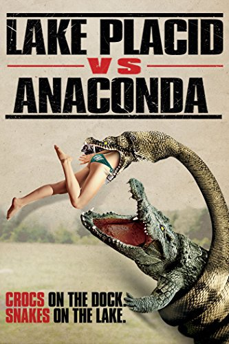 Lake Placid vs. Anaconda kapak