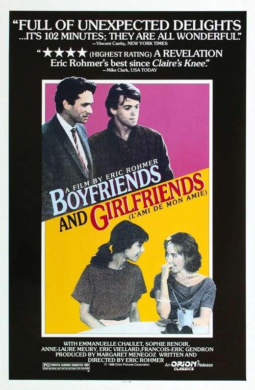 Boyfriends and Girlfriends kapak