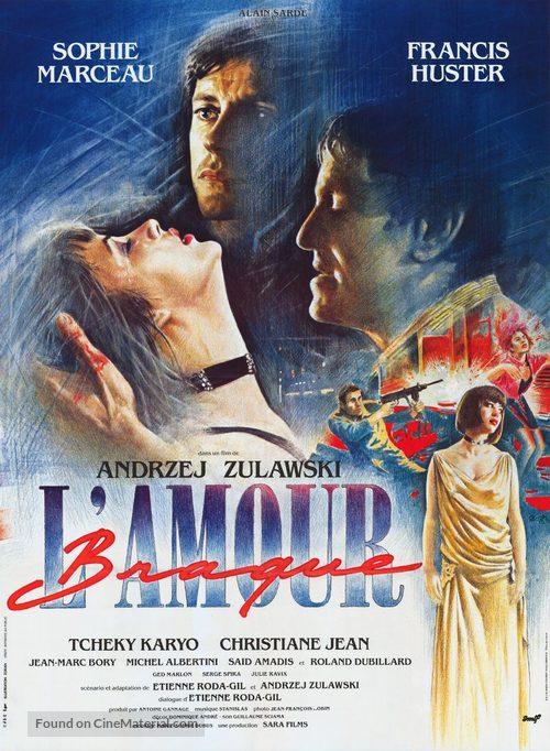 L'amour Braque kapak