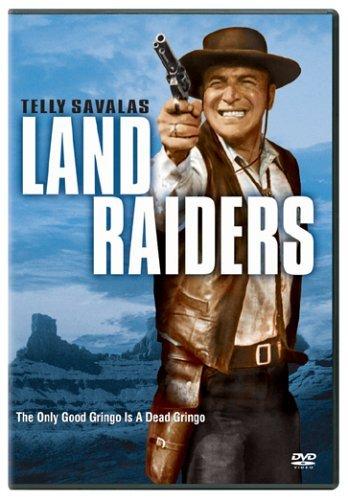 Land Raiders kapak