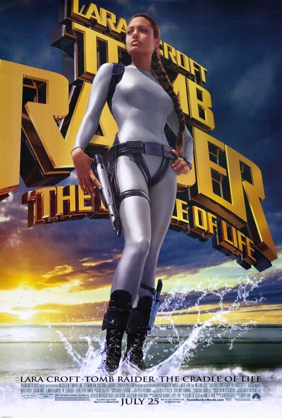 Lara Croft Tomb Raider: The Cradle of Life kapak