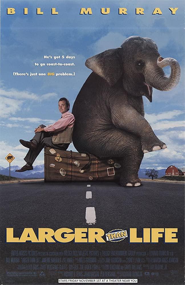 Larger Than Life kapak