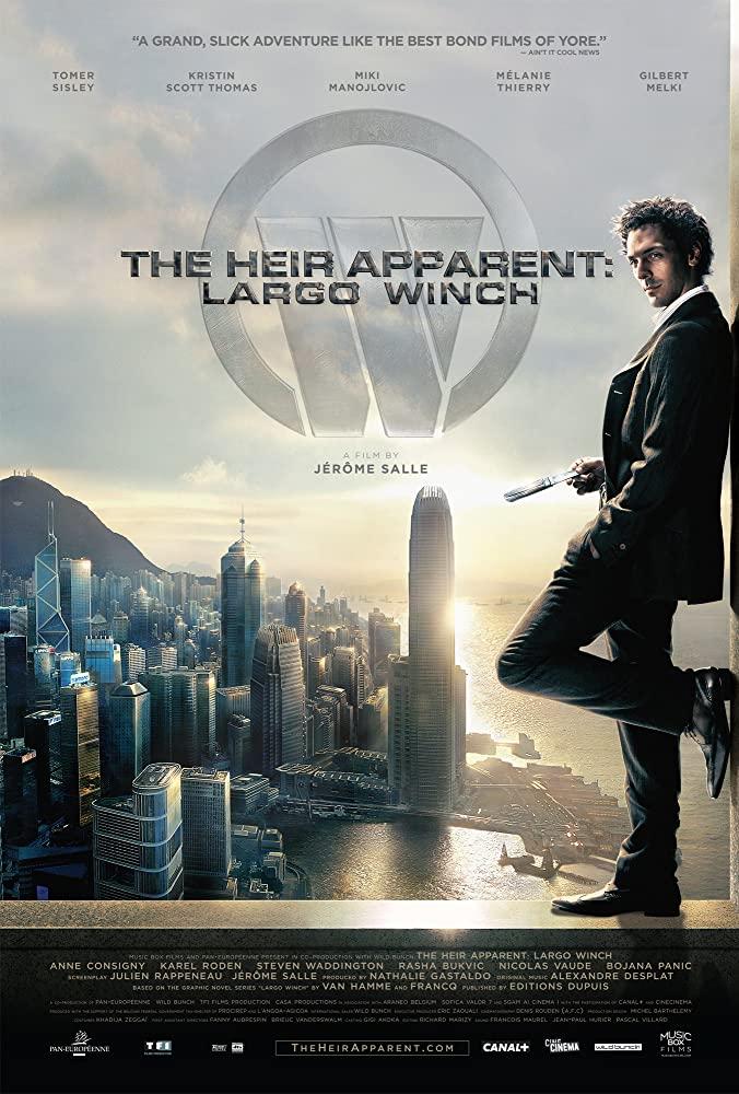 Largo Winch kapak