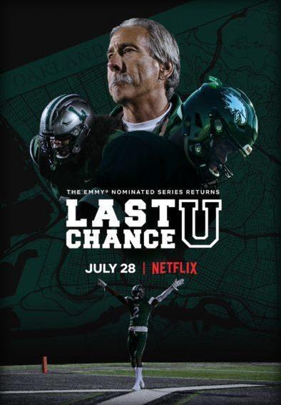 Last Chance U kapak