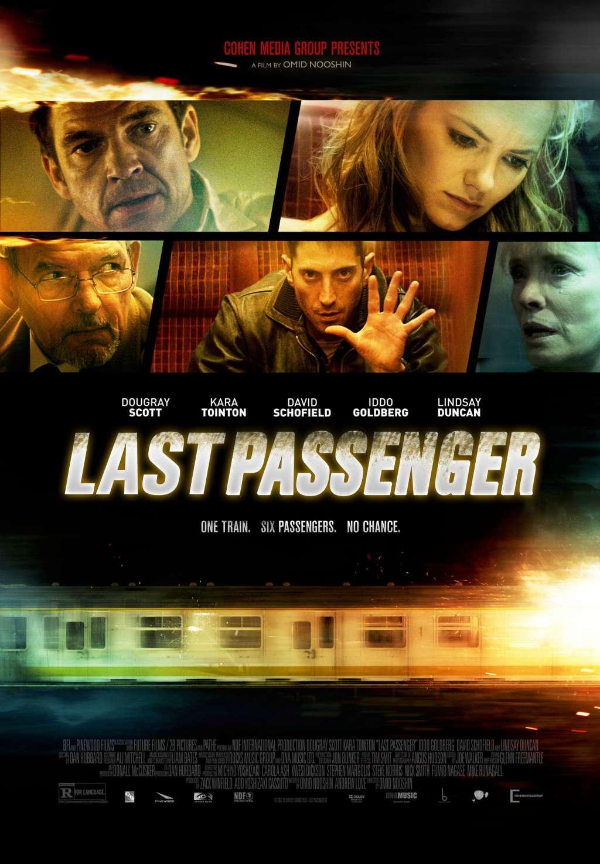 Last Passenger kapak