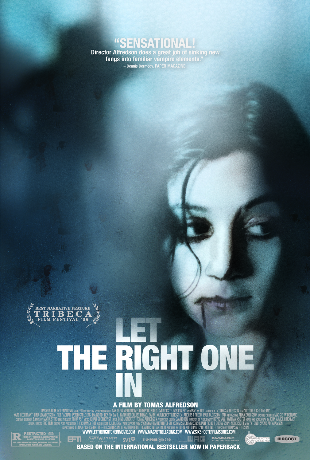 Let the Right One In kapak