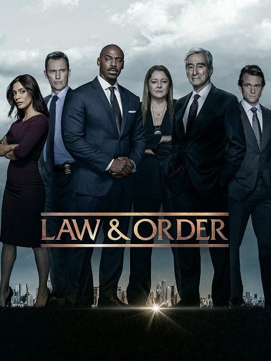 Law & Order kapak