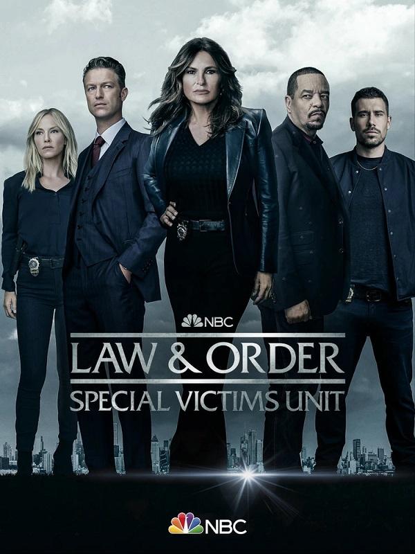 Law & Order: Special Victims Unit kapak