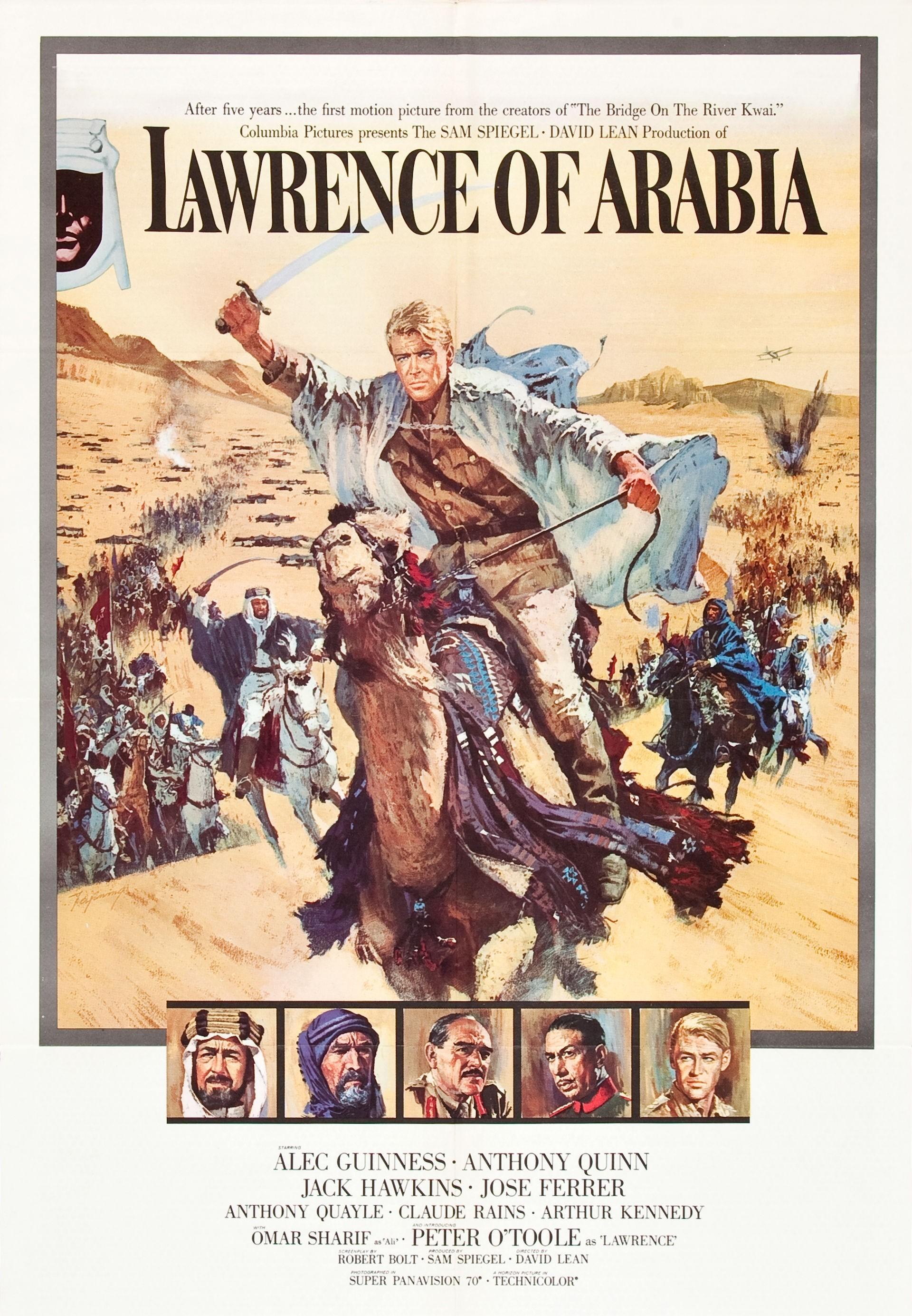 Lawrence of Arabia kapak