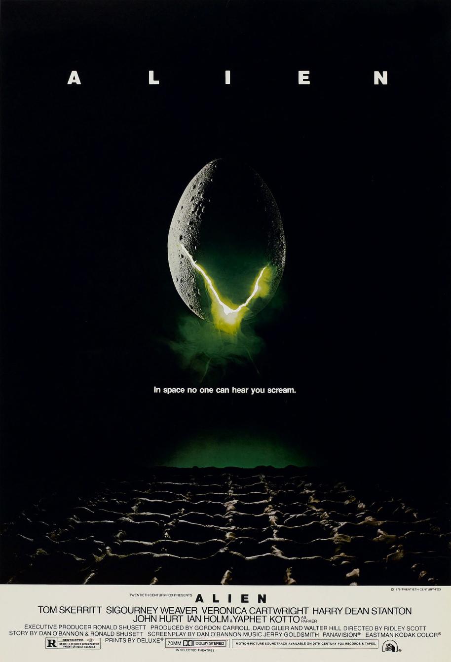 Alien kapak