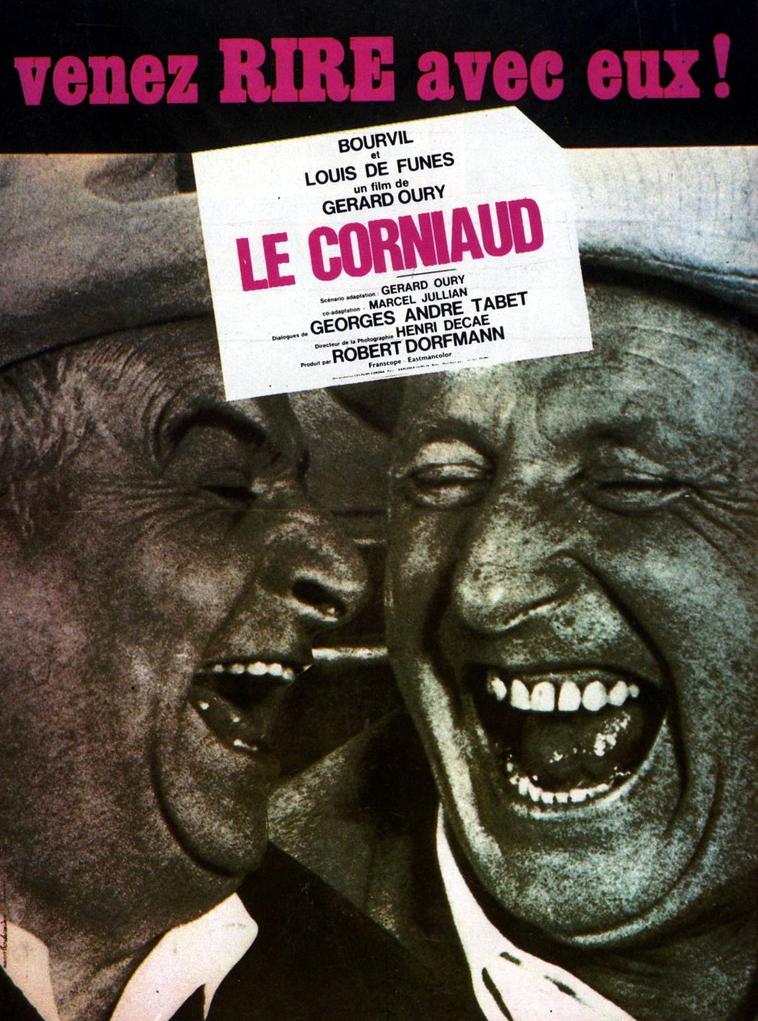 Le Corniaud kapak