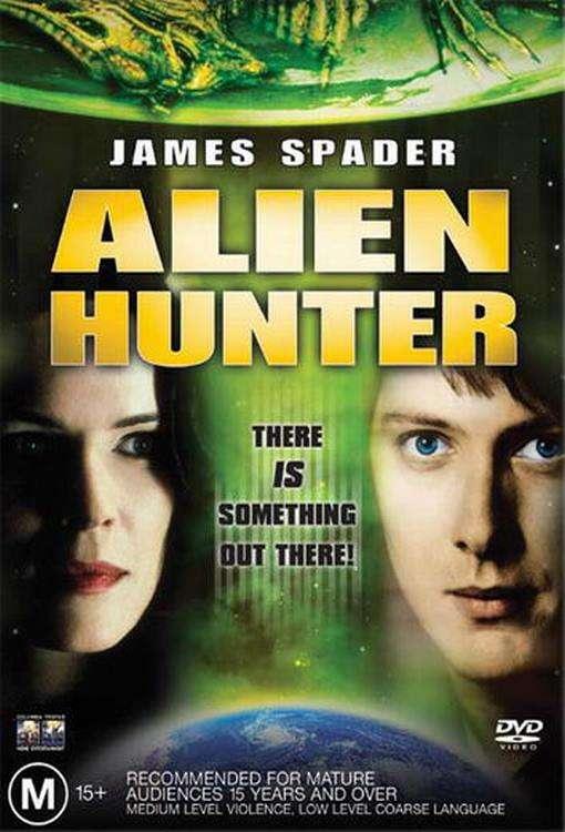Alien Hunter kapak