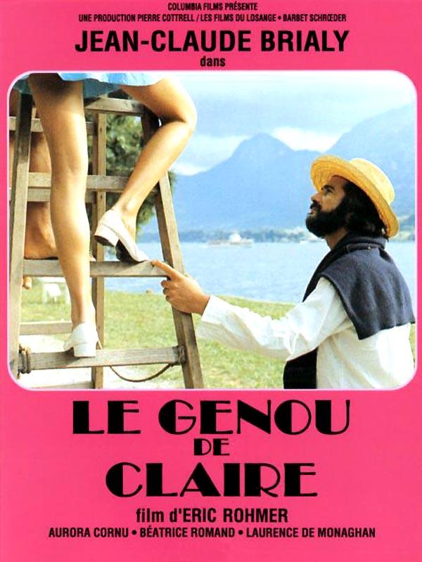 Le Genou de Claire kapak