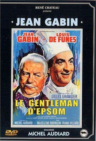 The Gentleman from Epsom kapak