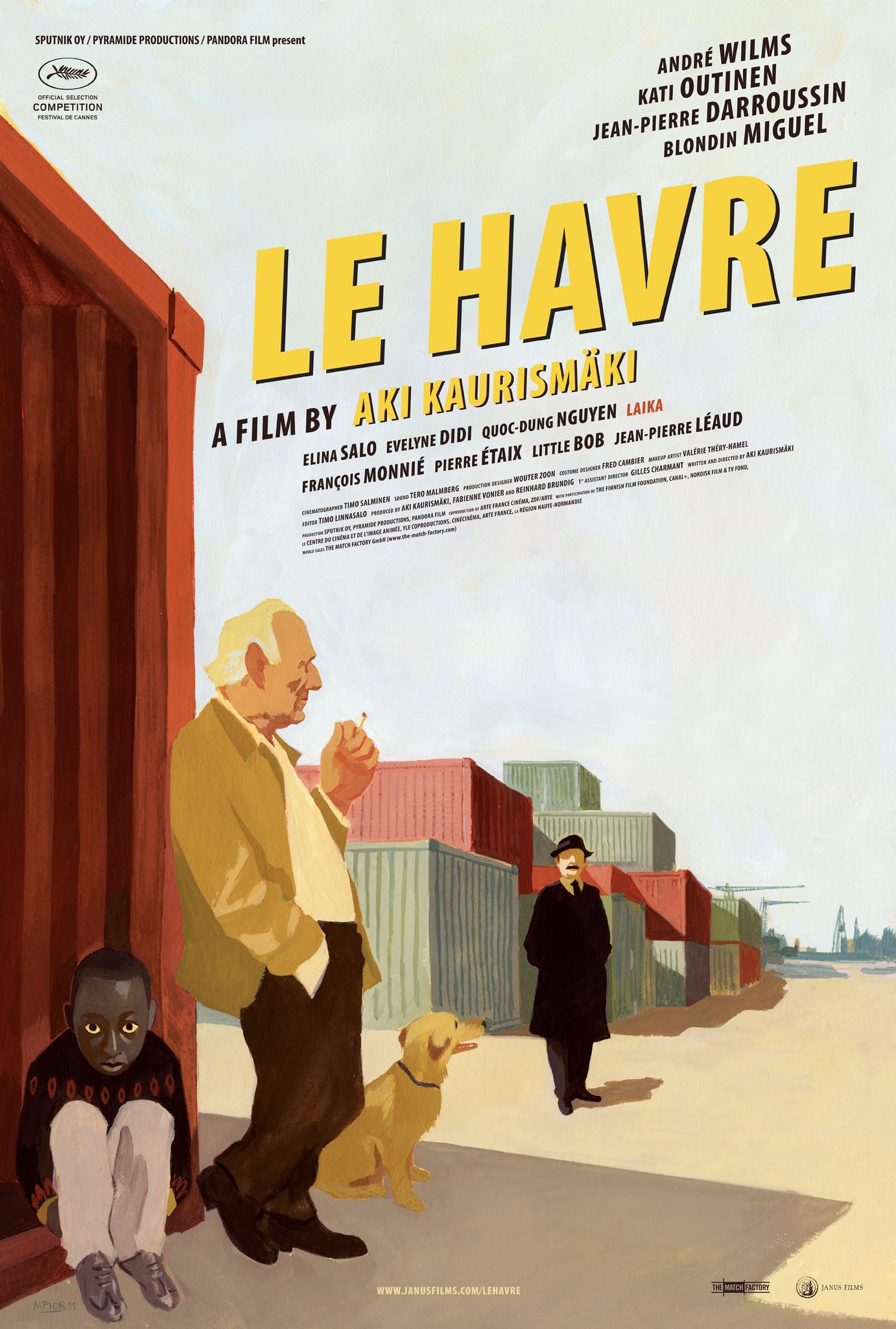Le Havre kapak