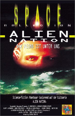 Alien Nation: The Enemy Within kapak