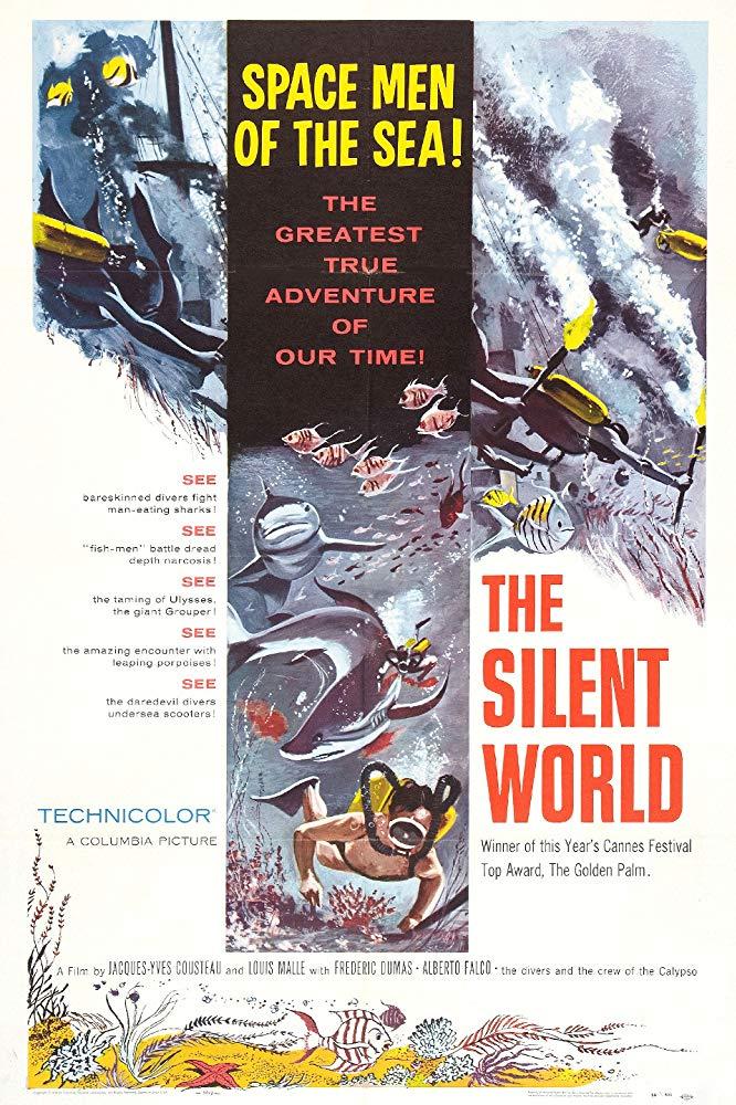 The Silent World kapak