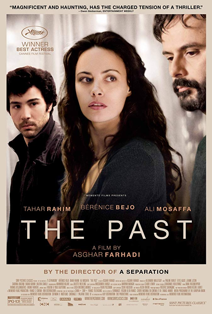 The Past kapak