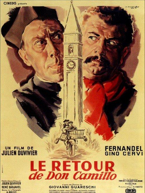 The Return of Don Camillo kapak