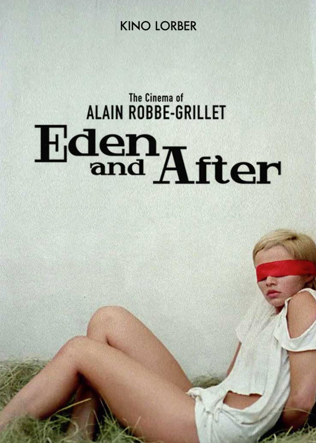 Eden and After kapak
