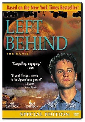 Left Behind kapak