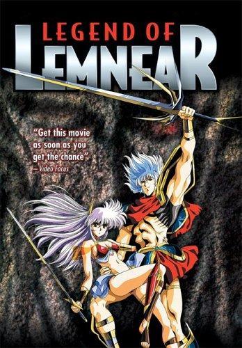 Legend of Lemnear: Kyokuguro no tsubasa barukisasu kapak