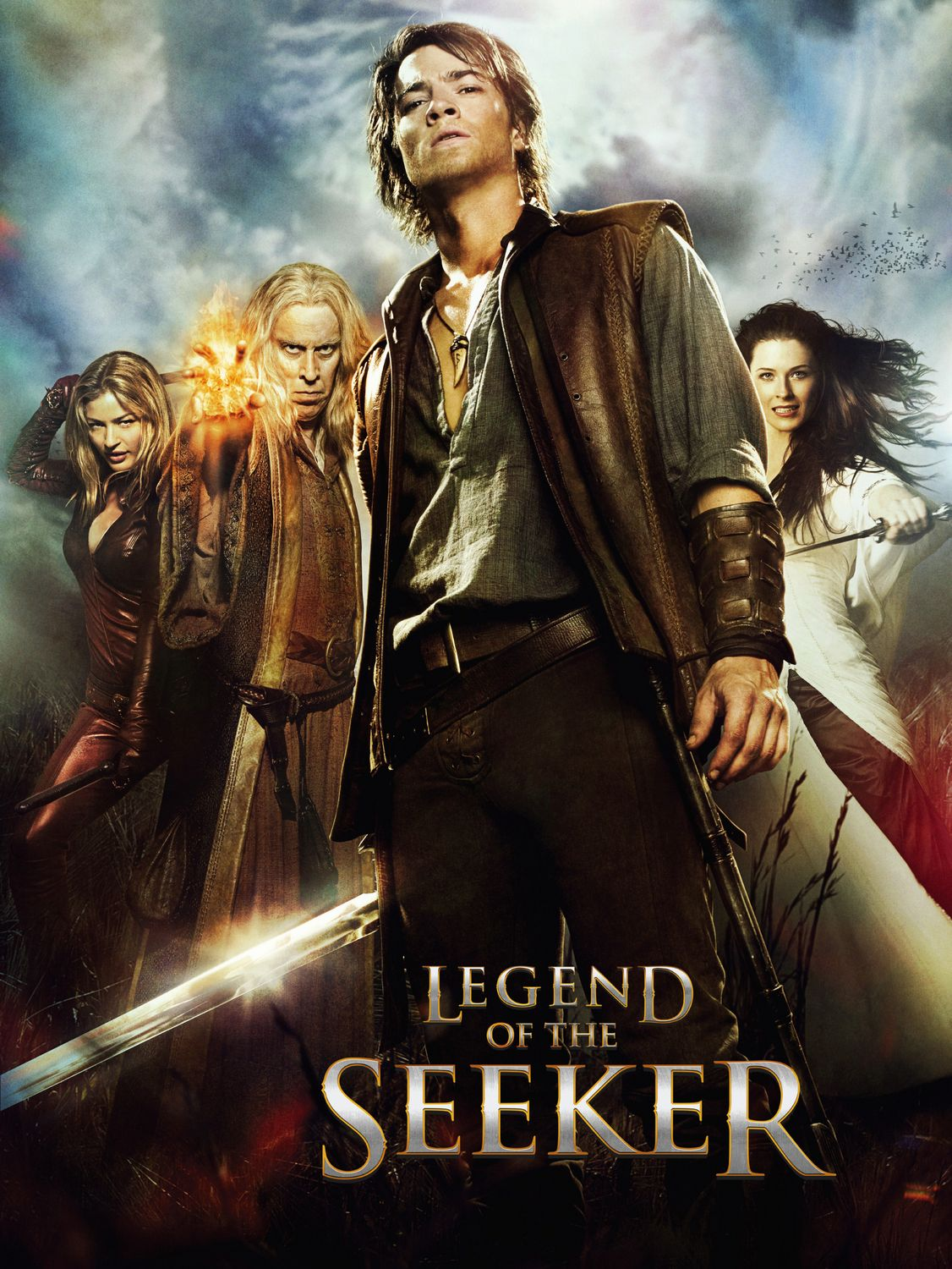 Legend of the Seeker kapak