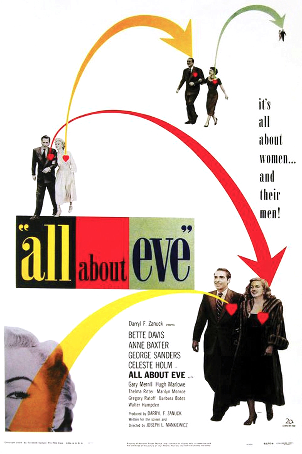 All About Eve kapak