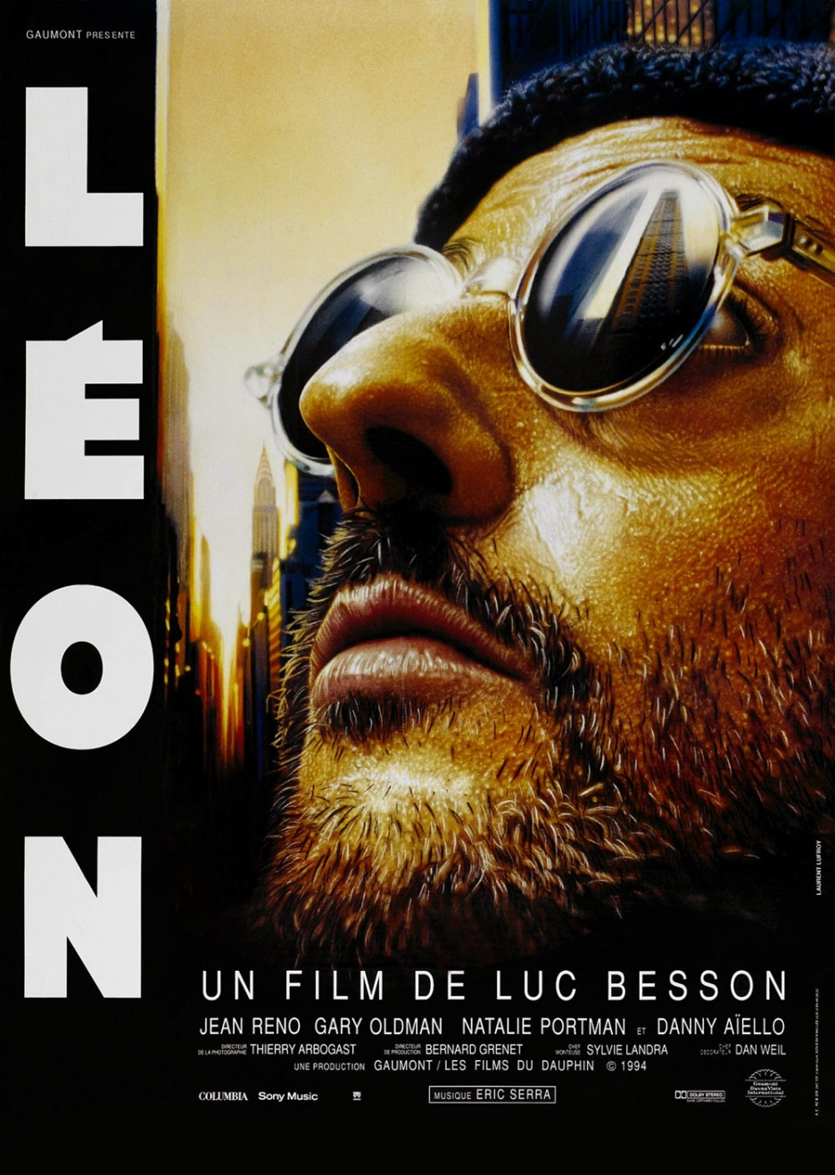Léon: The Professional kapak