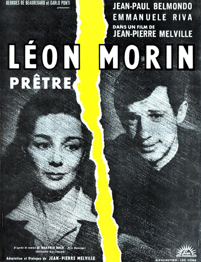 Léon Morin, Priest kapak