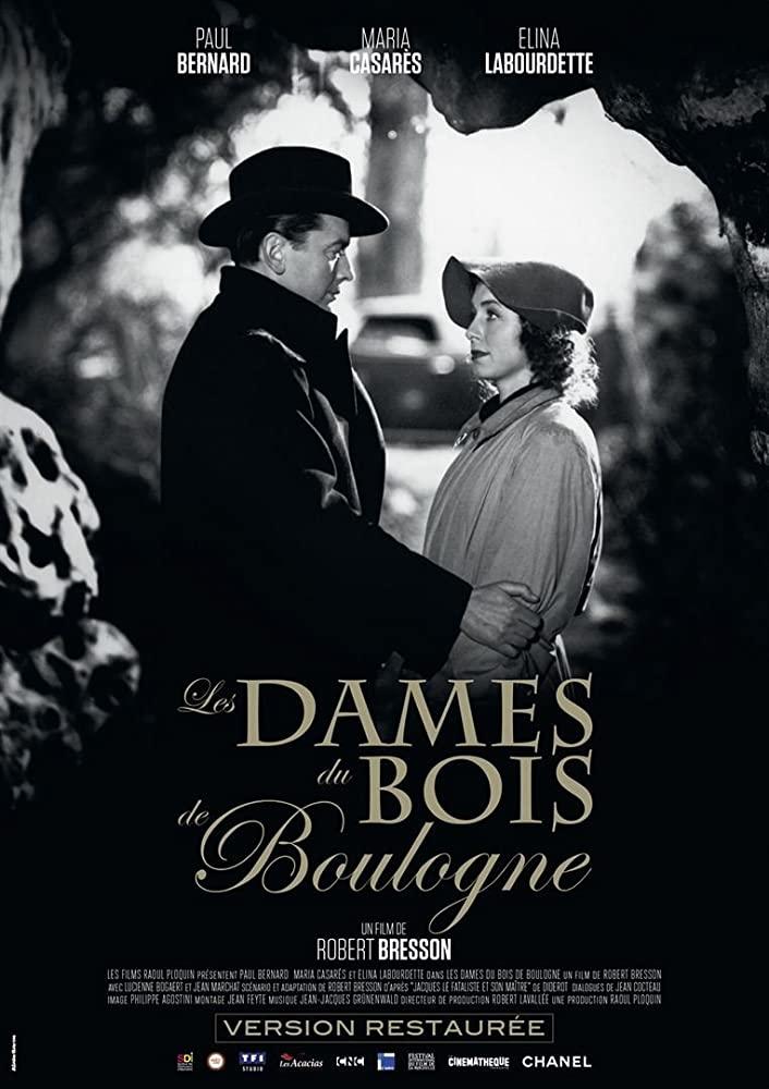 Les Dames du Bois de Boulogne kapak