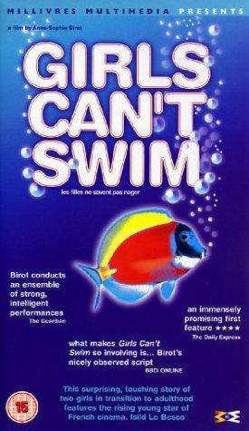 Les filles ne savent pas nager kapak