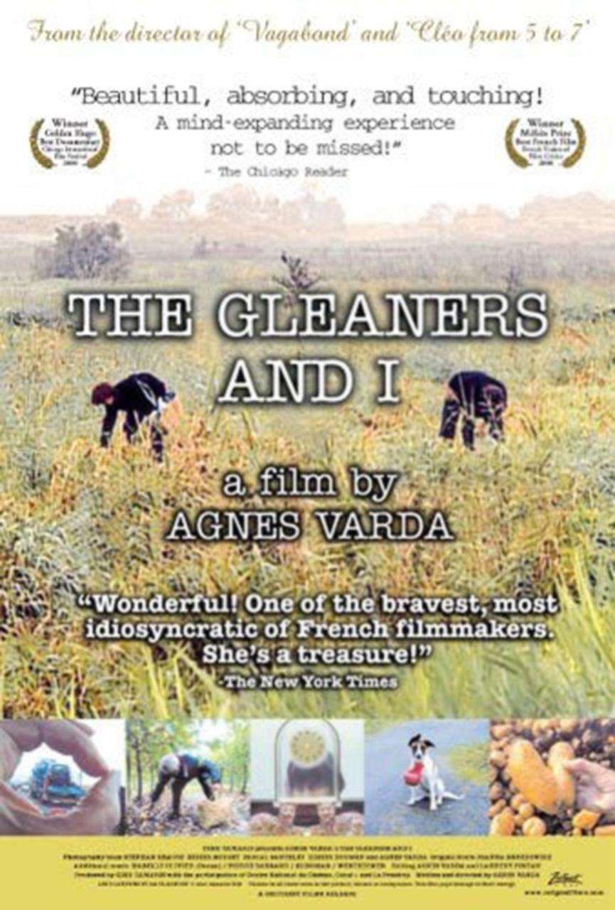 The Gleaners & I kapak