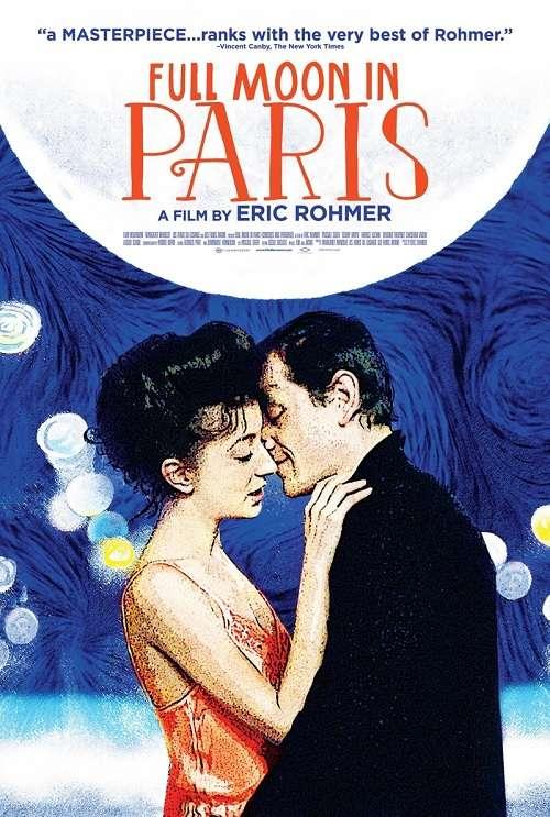 Full Moon in Paris kapak