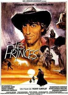 The Princes kapak
