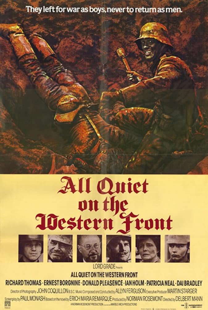 All Quiet on the Western Front kapak