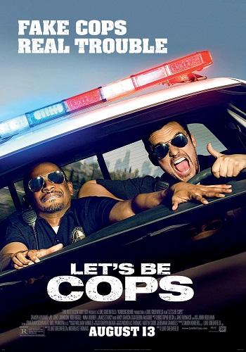 Let's Be Cops kapak