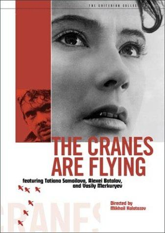 The Cranes Are Flying kapak