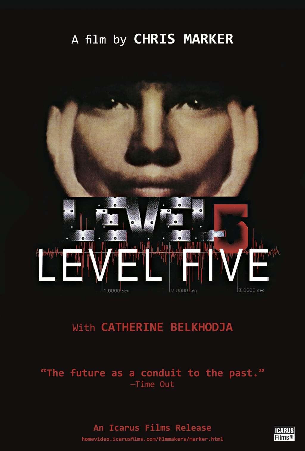 Level Five kapak