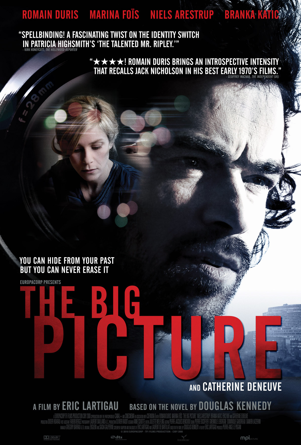 The Big Picture kapak