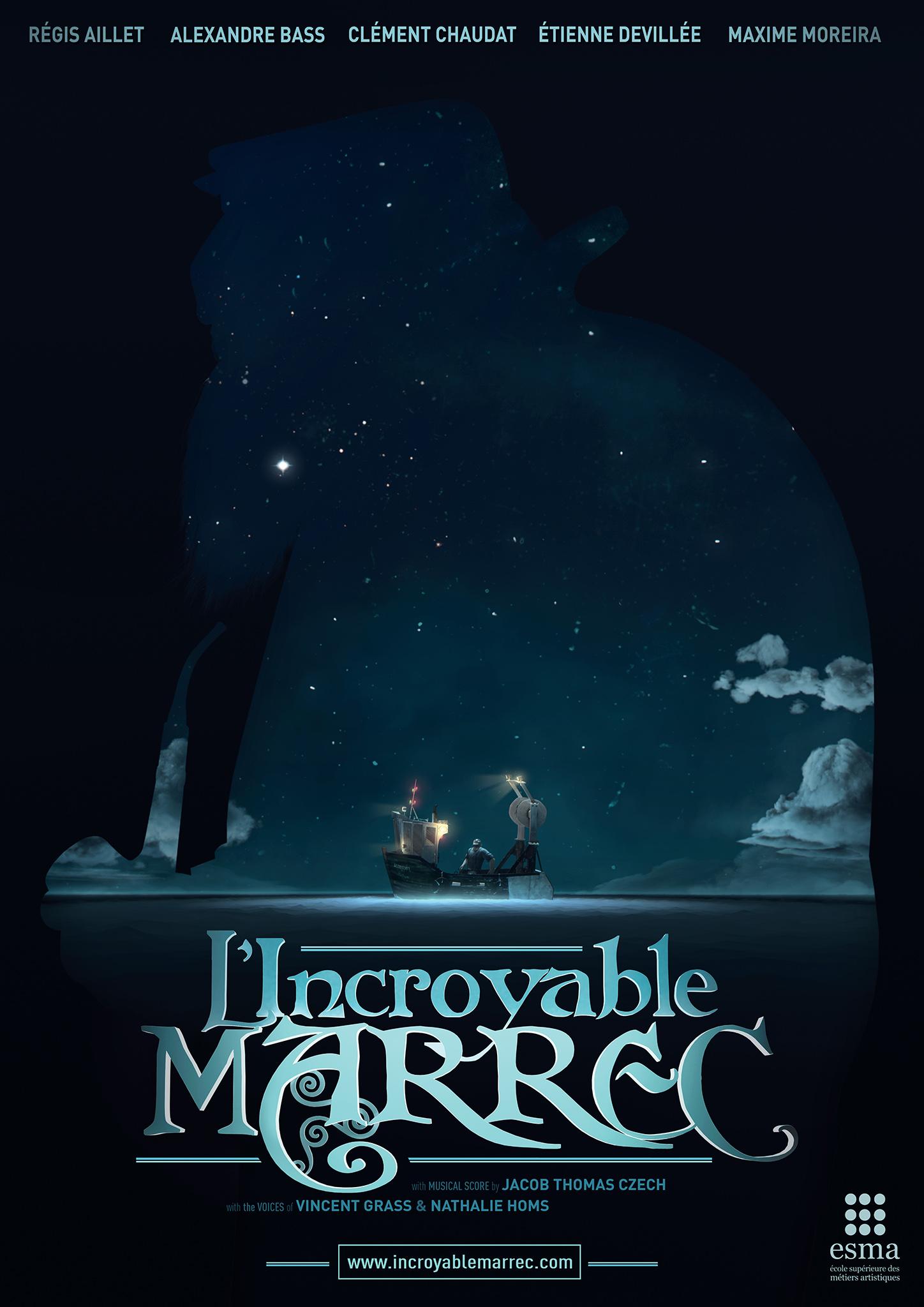 L'Incroyable Marrec kapak