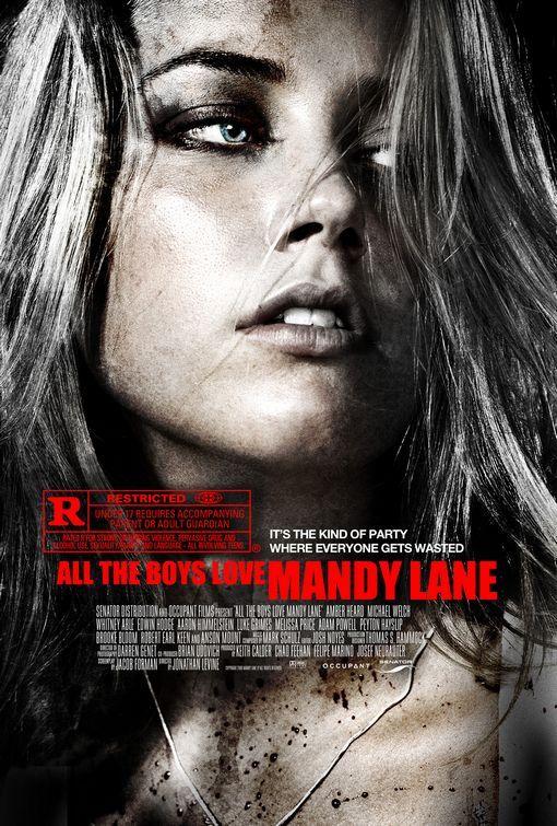 All the Boys Love Mandy Lane kapak